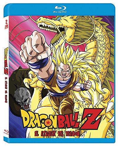 Dragon Ball-El Ataque del Dragon (Blu-ray)