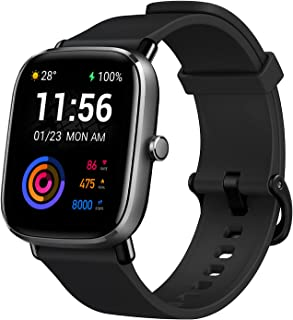 Amazfit GTS 2 Mini-smartwatch, fitnesshorloge, batterijduur: 14 dagen meer dan 70 sportmodi, meting van het SpO2-niveau, b...