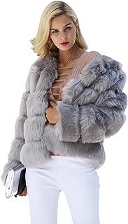 faux fur coat jackets