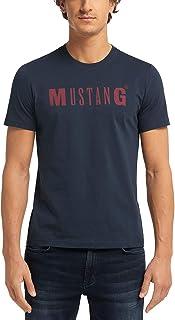 MUSTANG Logo Tee T-Shirt Uomo