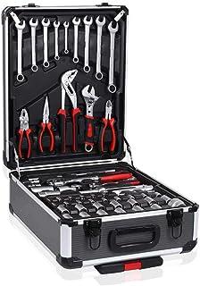 Switzer Mobile Outil Chariot Boîte à outils-Mécanicien Outil Boîte de rangement TBM03 Gris