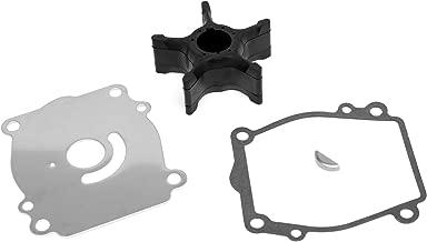 Full Power Plus Water Pump Impeller Kit Replacement For Suzuki 2-Stroke 17400-87D11 Sierra 18-3253
