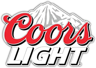 Best coors light stickers decals Reviews