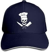 Chef Grill Sergeant Cooking Pirate Baseball Caps Snapbacks Sandwich Baseball Caps
