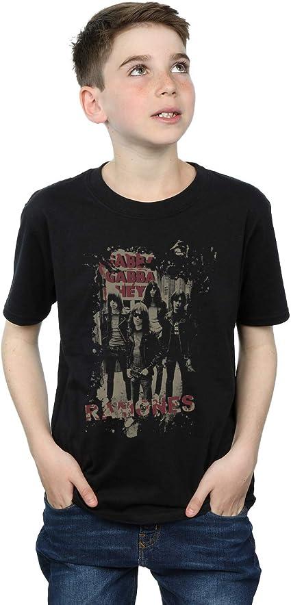 Ramones niños Gabba Gabba Hey Camiseta