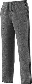 Essentials 3S Regular Fit Fleece Pant - Men's Multi-Sport ST Dark Grey Heather
