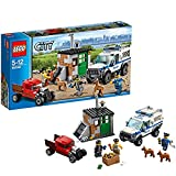 Lego City 60048: Police Dog Unit