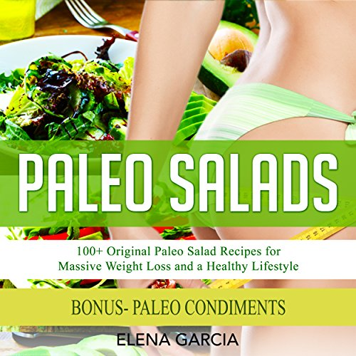Paleo Salads audiobook cover art