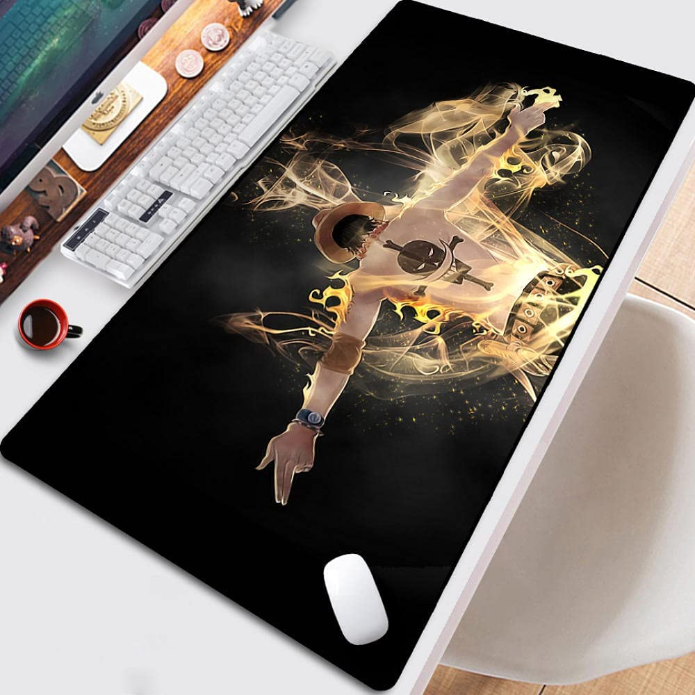 One Piece Customized Spring new work one after another Mouse Max 71% OFF Pad Office Compu Home Anime