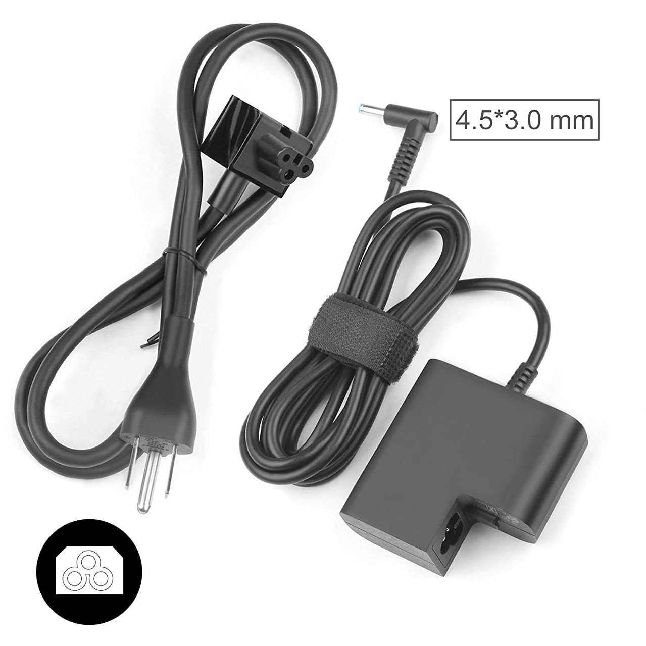 JUYOON 45W EliteBook Charger Power Cord for TPN-LA04 TPN-CA04 TPN-LA03 854116-850 HP Envy x360 15m-bq021dx m6 Elitebook 840 850 830 820 g3 g4 g5 g6 hp 250 255 260 g7 g6 g5 g4 g3