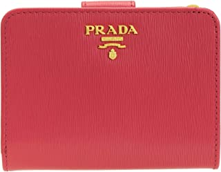 [プラダ] PRADA 財布 折財布 二つ折り アウトレット 1ml018 [並行輸入品]
