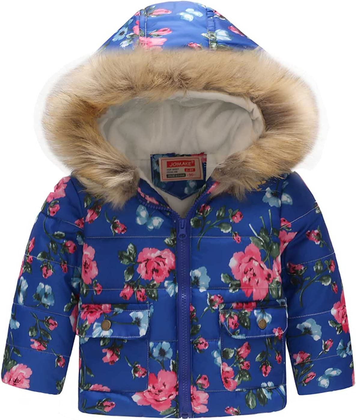 Boy's Winter Coat Thicken Padded Warm T Ranking TOP20 Hood Puffer with Trust Jacket