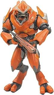 McFarlane Toys Halo Reach Series 2 - Elite Officer Action Figure Red - Orange