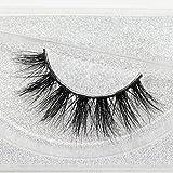 Eyelashes 3D Mink Lashes Handmade Full Strip Lashes Cruelty Free Luxury Mink Eyelashes Makeup Lash Maquiagem Faux Cils (D108)