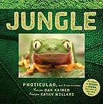 Jungle - Photicular, un livre animé de Dan Kainen
