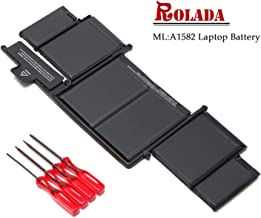A1582 New Laptop Battery Replacement for 2015 MacBook Pro 13