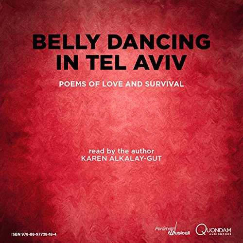 Belly Dancing in Tel Aviv audiobook cover art