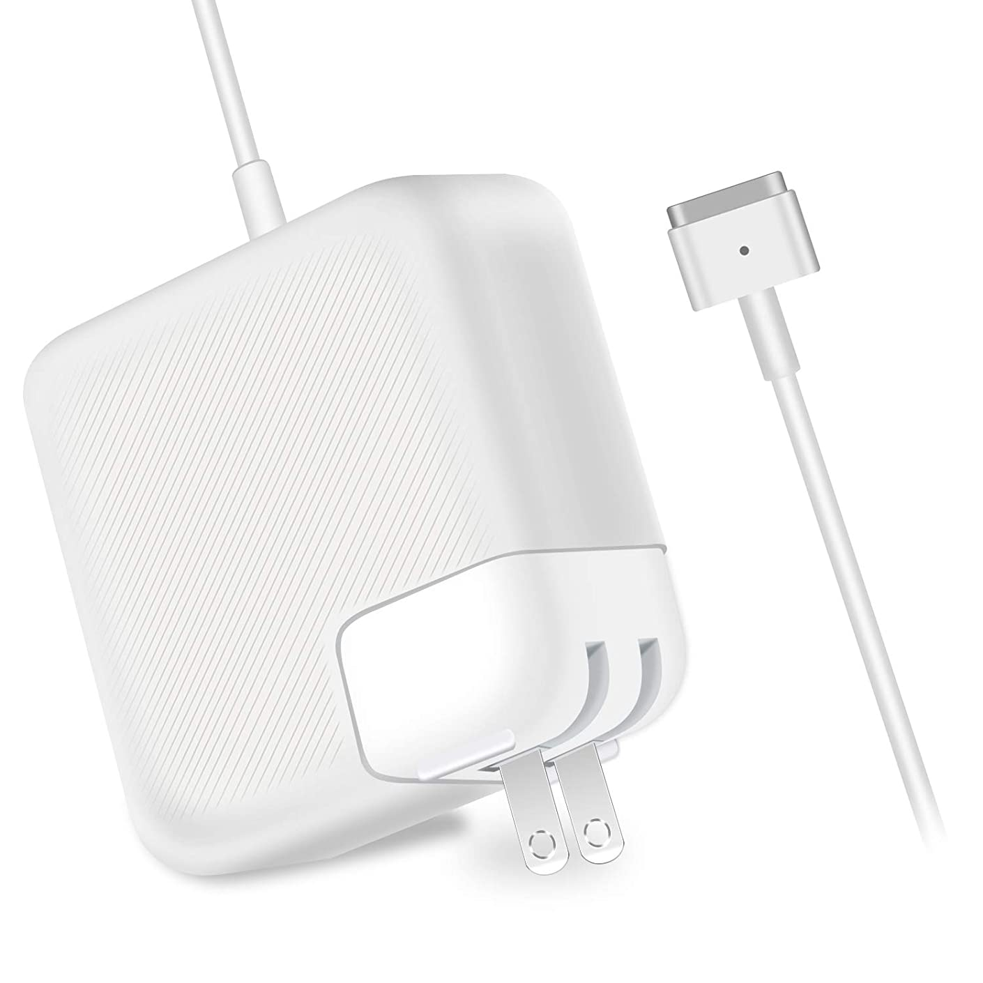 Mac Book Pro Charger, AC 60w Magsafe 2 T-Tip Power Adapter Charger Replacement for MacBook Pro MacBook Pro 13-inch (After Late 2012)