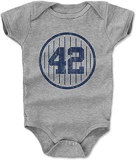500 LEVEL Mariano Rivera New York Baseball Baby Clothes & Onesie (3-24 Months) - Mariano Rivera 42