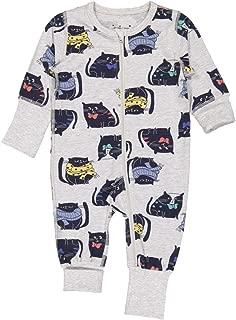 Polarn O. Pyret Sleepy CAT ECO Pajamas (Newborn)