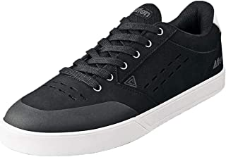 AFTON Keegan Cycling Shoe - Men's Black/Grey, 9.0
