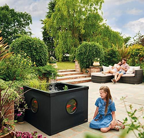 Hozelock Ltd Hozelock Outdoor Aquarium, Black