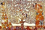 FFLFFL Puzle de 3000 piezas para adultos, diseño de árbol de la vida, juguete de madera, regalo único, decoración para el hogar