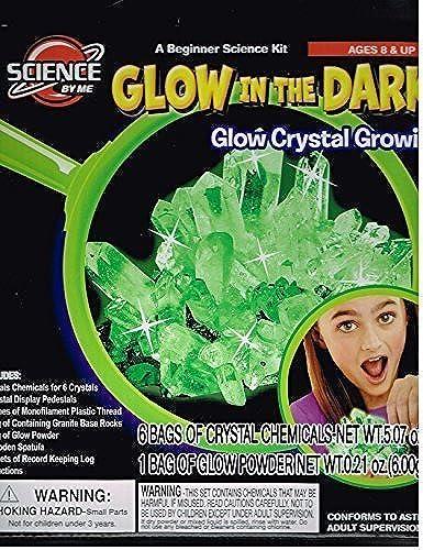 tienda en linea Glow In The Dark Kids Glow Crystal Crystal Crystal Growing Set  artículos de promoción
