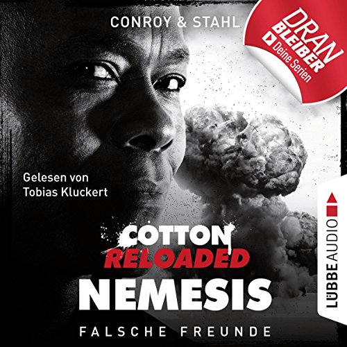 Falsche Freunde (Cotton Reloaded: Nemesis 3) Titelbild