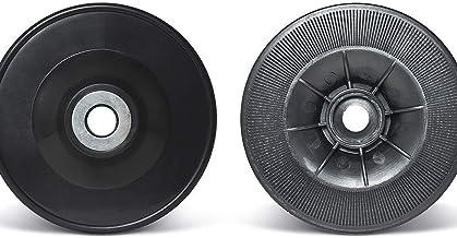 Disco de Borracha para Lixadeira 4.1/2'' Noll 350,0001