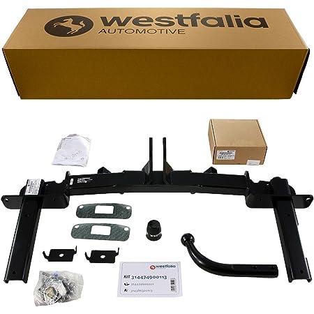 Westfalia Starre Anhängerkupplung Ahk Für Opel Astra H Fließheck Bj 03 2004 12 2009 Im Set Mit 13 Poligem Fahrzeugspezifischen Elektrosatz Auto