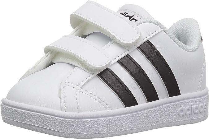 adidas Unisex-Child Toddler Baseline Shoes Sneaker