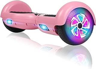 VEVELINE Hoverboard UL2272 Certified 6.5 inch Self Balancing Hoverboards, Hover Board for Kids