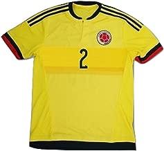 borizcustoms P Escobar 2 Colom Football Soccer Shirt Jersey XXS - 5XL Stitch Sewn