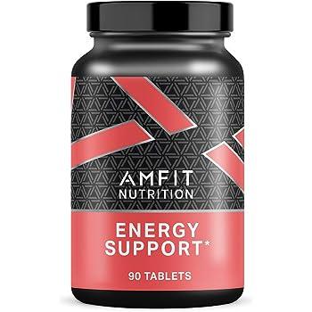 Marchio Amazon - Amfit Nutrition, Energy Support, 90 compresse