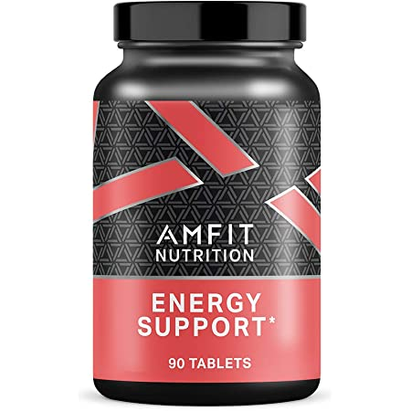 Marchio Amazon - Amfit Nutrition, Energy Support, 90 compresse