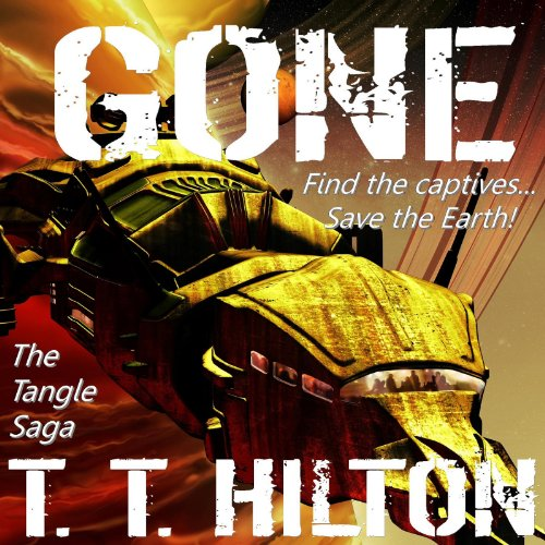 Gone: The Tangle Saga, Volume 1 cover art