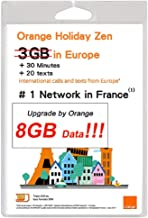 internet data card for europe