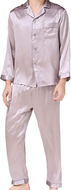 Men'S Short Pajamas Set For Men 2Pc Sleepwear Purple Xxxl