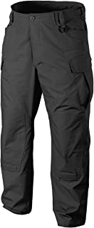 Helikon Men's SFU Next Trousers Black Ripstop