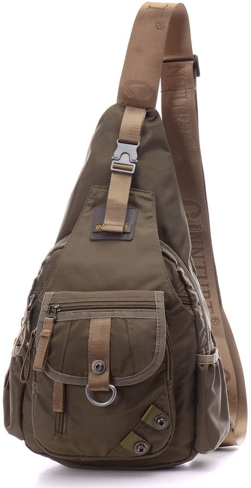 BIG SALE Sling Backpack, Sling Bag Small Crossbody Daypack Casual Backpack Chest Shoulder Pack