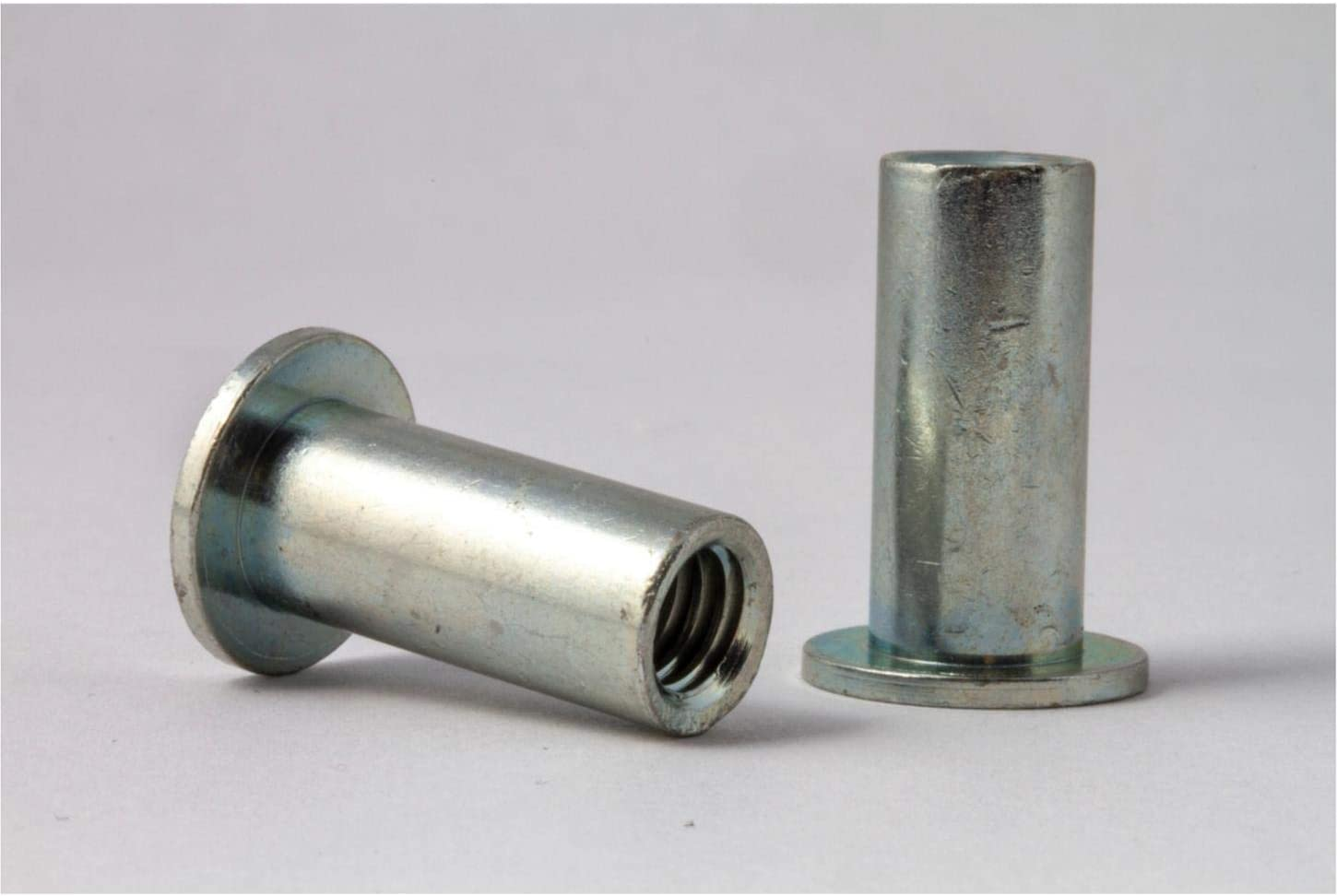AESS37-455 Award RIVETNUT 3 8-16 .370-.455 GR RND HD S Inventory cleanup selling sale Body Flat