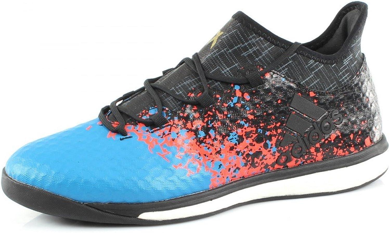 adidas X 16.1 16.1 16.1 Paris Pack Street Fußballschuh - core Black/core Black/Shock Blue s16 B01H7WK4CW  8a4c55