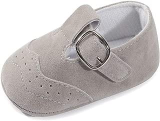 Baby Boys Girls Toddler Sneaker Anti-Slip First Walkers Crib Shoes