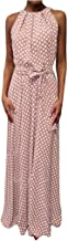 CCatyam Plus Size Dresses for Women, Skirt Dot Print Sexy Loose Bandage Casual Party Fashion