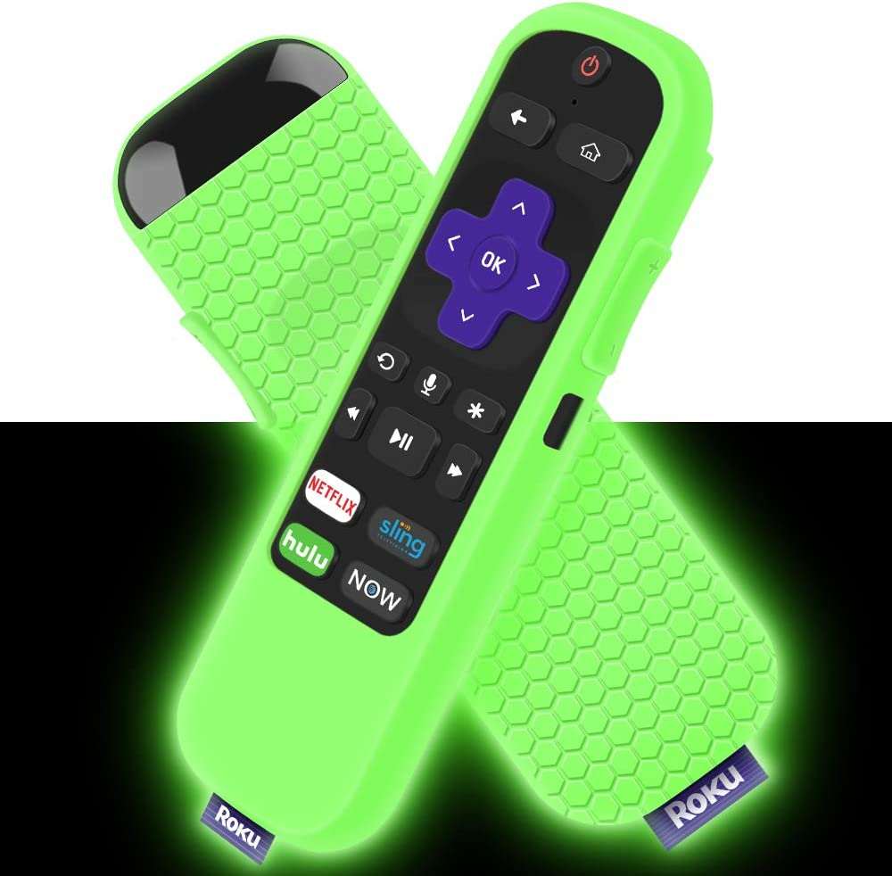 Silicone Manufacturer regenerated product Case for Roku Express Streaming Stick S Non-Slip price Remote
