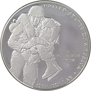 2011 P $1 Medal of Honor Commemorative Silver Dollar US Coin Choice Proof