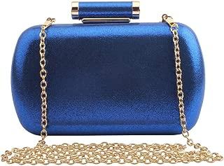 LETODE Women Satin Clutch Purse Bridal Party Evening Bags Formal Clutches Handbags/Crossbody Hardcase Bag Closure