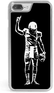 Football iPhone 7/8 Case | Number One Player | Black