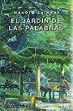 El jardín de las palabras (novela) (Manga: Biblioteca Makoto Shinkai)